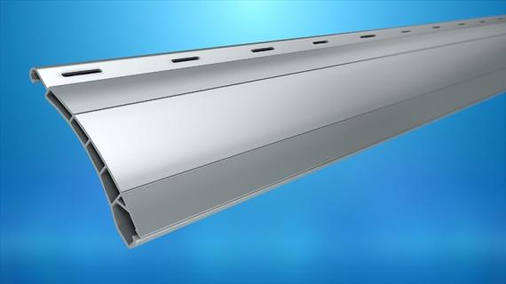Profil PVC-37 perforowany